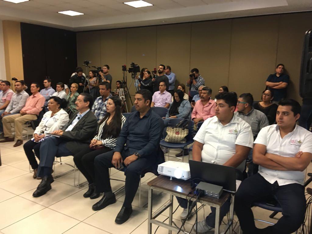 Monologo de Candidatos a Senadores y a Diputados Federales