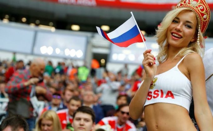 Las Bellezas del Mundial Rusia 2018
