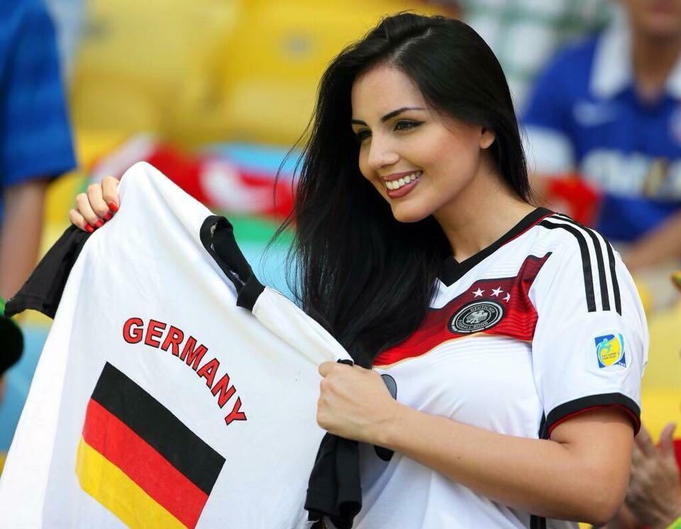 Mujer alemana 2018