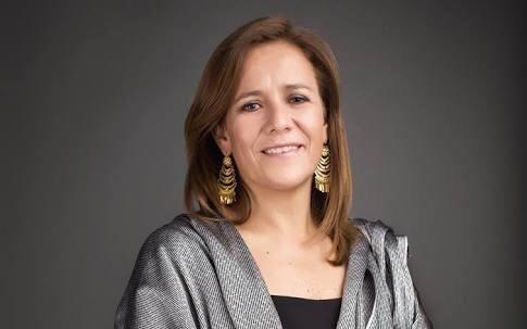 Margarita Zavala el 1° de julio