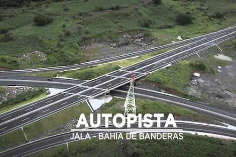 Autopista Jala - Bahía de Banderas