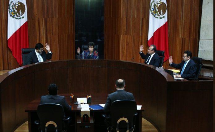 Sesión Tribunal Electoral